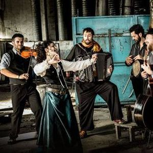 CHANGED (from 14 to 1610) Barcelona Gipsy balKan Orchestra - Istanbul
