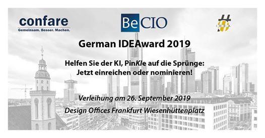 German IDEAward 2019