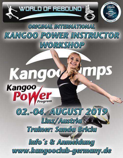 Kangoo Power INSTRUKTOR Workshop