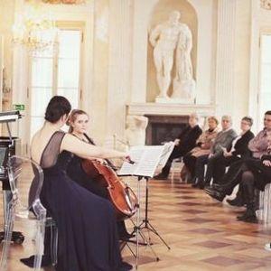 Salony Muzyczne  Koncerty w azienkach Krlewskich