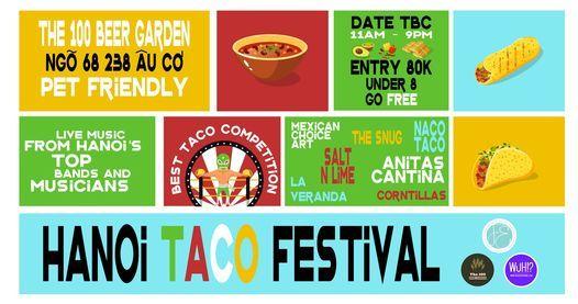 Hanoi Taco Festival 2021, 4 December   Event in Hanoi   AllEvents.in