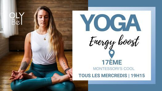 YOGA Energy Boost | Event in Courbevoie | AllEvents.in