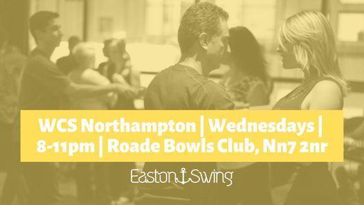 West Coast Swing Northampton - Wednesdays - EastonSwing