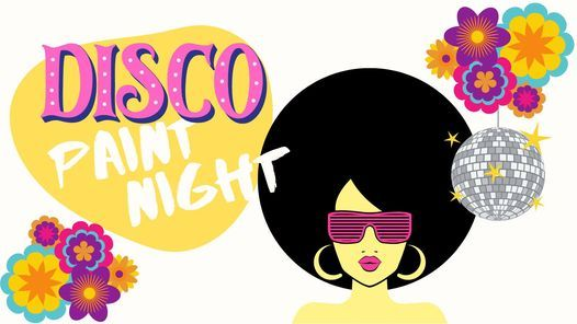 Disco Paint Night, 22 October | Event in Johannesburg | AllEvents.in