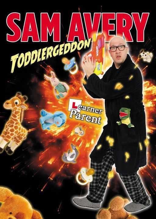 Sam Avery - Toddlergeddon, 18 April | Event in Nottingham | AllEvents.in