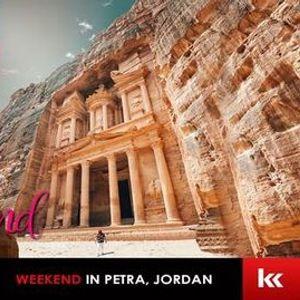 Pink Rock City Weekend  Petra & Dead Sea Jordan