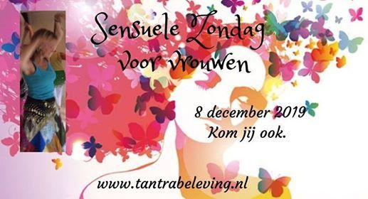Sensuele Zondag voor vrouwen - Verdiepingsdag