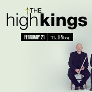 The High Kings at the Pabst Theater