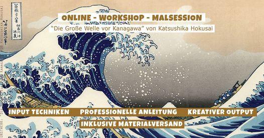 ONLINE: Die Grosse Welle vor Kanagawa, 8 May | Online Event | AllEvents.in