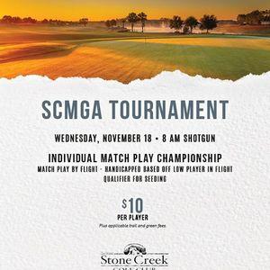 SCMGA Event - November