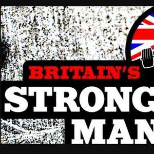 Britains Strongest Man 2021