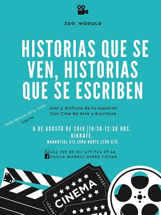 Creative Writing Events In Irapuato Today And Upcoming