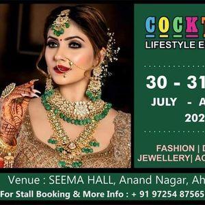 Cocktail Lifestyle & Organic Exhibition