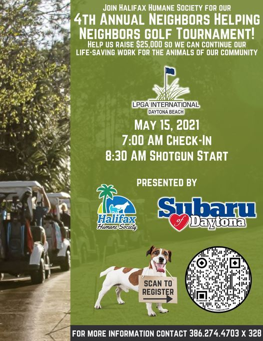 4th Annual Neighbors Helping Neighbors Golf Tournament, 15 May | Event in Daytona Beach | AllEvents.in