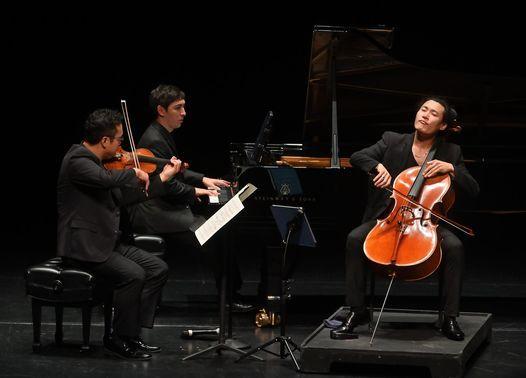 Trio Barclay, 21 November | Event in Irvine | AllEvents.in