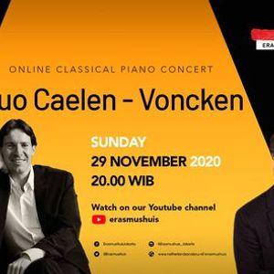 Online Concert Duo Caelen-Voncken