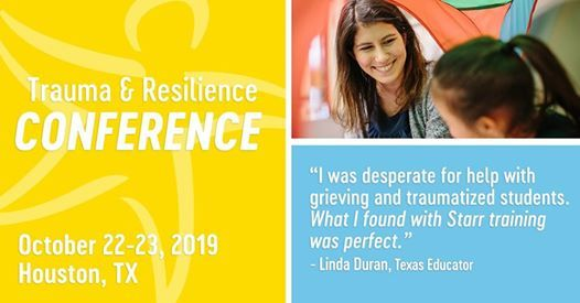 Trauma & Resilience Conference - Houston