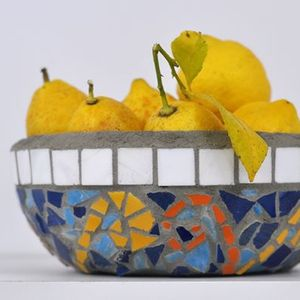 Mosaic Workshop - Make your Own Mosaic Bowl