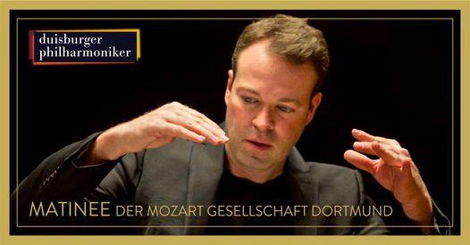 Matinee der Mozart Gesellschaft Dortmund