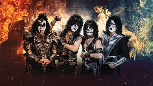 KISS: End of the Road World Tour, 9 September   Event in Irvine   AllEvents.in