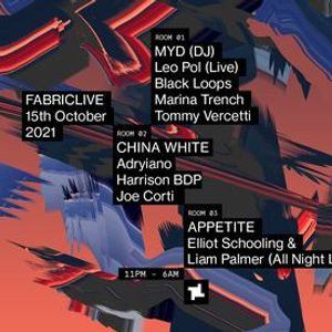 FABRICLIVE MYD Leo Pol Black Loops Adryiano Harrison BDP & More