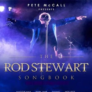 The Rod Stewart Song Book At 19th Hole Thorney.