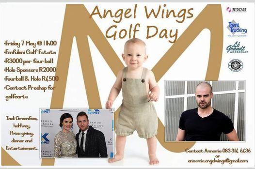 Angel Wings Golfday, 7 May | Event in Vanderbijlpark | AllEvents.in