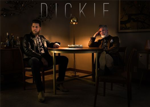 Dickie + David Zollo & The Body Electric | Redstone Room, 1 October | Event in Davenport | AllEvents.in