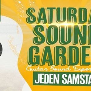 Saturday Sound Garden im Biergarten l Backstage Mnchen