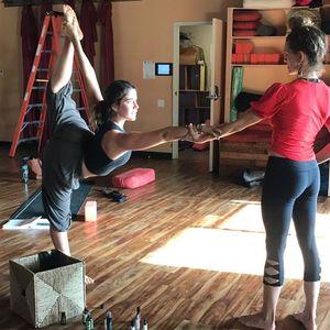 Yoga Alignment & Efficient Language Immersion online