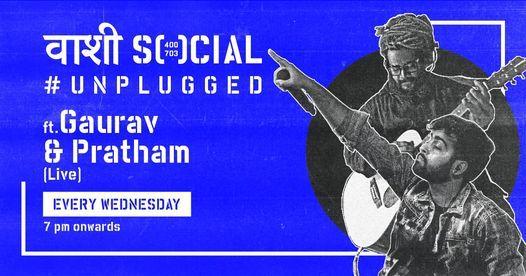 #Unplugged Evenings w/ Gaurav & Pratham   Every Wednesday   Event in Navi Mumbai   AllEvents.in