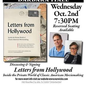 Rocky Lang &amp Barbara Hall - Letters from Hollywood