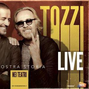 Raf Tozzi - Trieste  Live Teatri 2021
