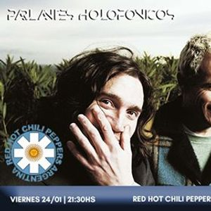 Red Hot Chili Peppers - By The Way en Parlantes Holofnicos