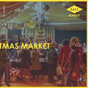 SALT Christmas market