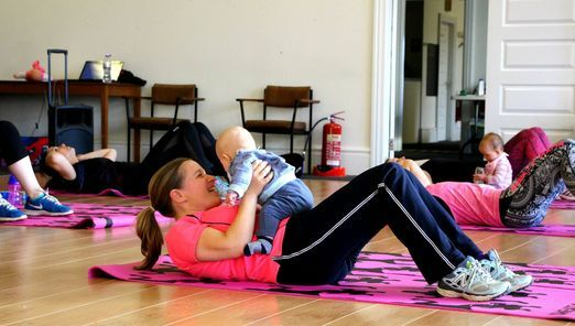 Sweaty Mama Classes Falmouth, 3 March | Event in Falmouth | AllEvents.in