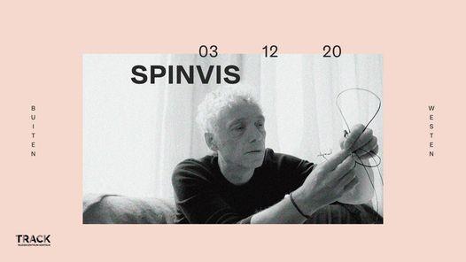 Buiten Westen: Spinvis, 6 May | Event in Kortrijk | AllEvents.in