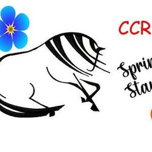 CCRHA Spring Starter