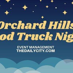 Orchard Hills Food Truck Night