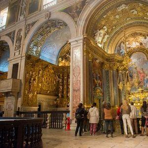 Patrimnio ao Domingo  Igreja e Museu de So Roque  Visita guiada