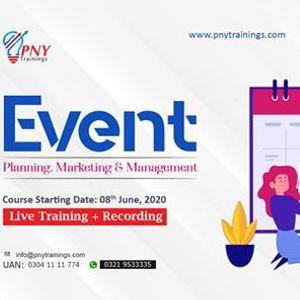Event Planning Marketing & Management