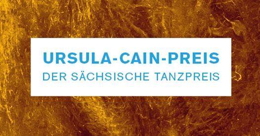 Verleihung des 3. Schsischen Tanzpreises