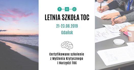 Letnia Szkoa TOC 2019