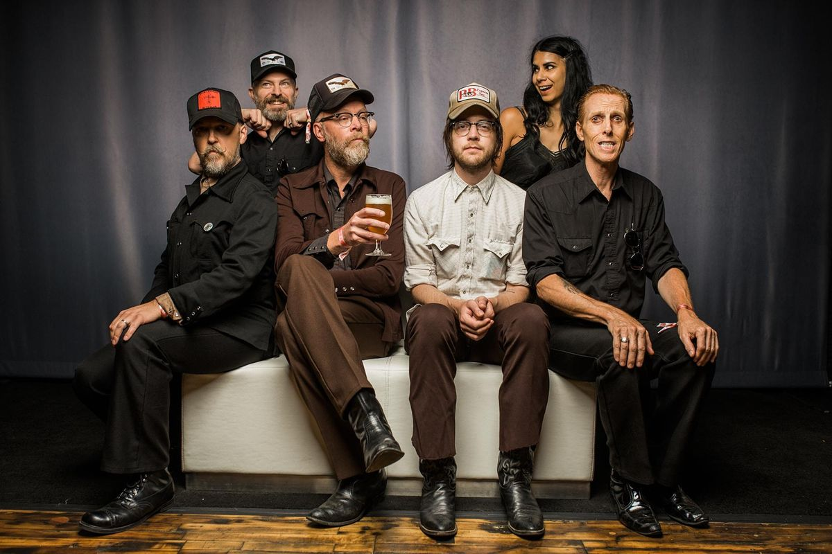 Slim Cessna's Auto Club, The BellRays, 18 May | Event in Bellingham | AllEvents.in