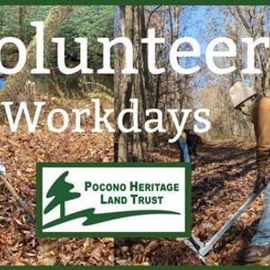 Volunteer at Pomeroy Nature Preserve
