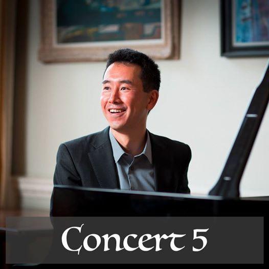 Mozart Complete Piano Sonatas. Hiroaki Takenouchi. Concert 5