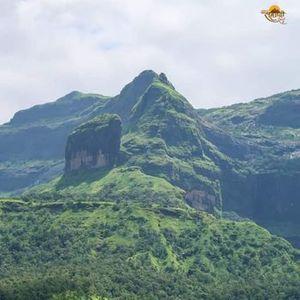 Trek To Bhairavgad Moroshi -11 Oct