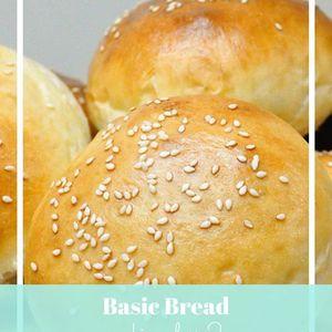 Basic Bread Making Class 2