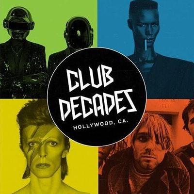 Club Decades Presents