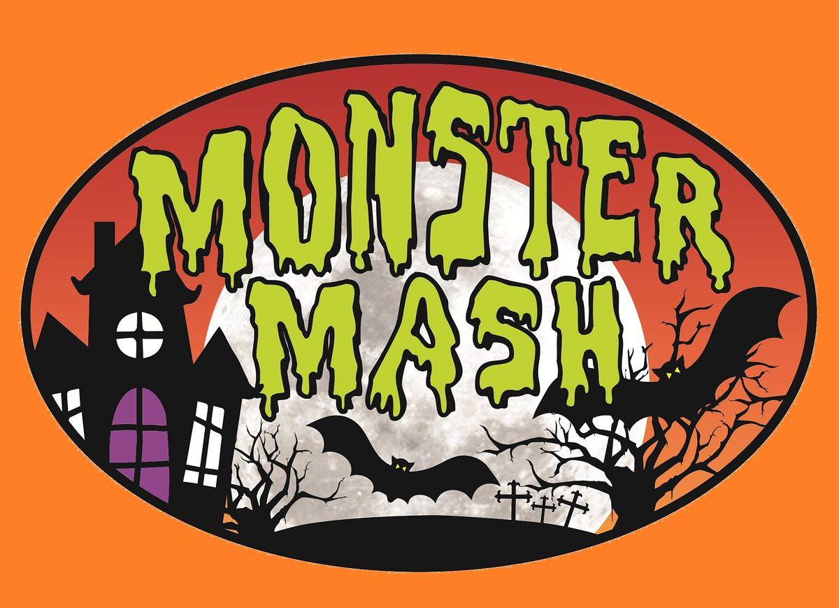 MONSTER MASH BASH Not-So-Scary SING-A-LONG +Pictures with Dracula & Friends, 1 October | Event in New York